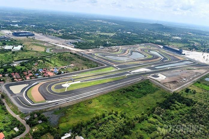 Chang Internacional Circuit - SBK - Motorbike Magazine