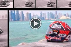 Casco Marc Márquez 2015 - Motorbike Magazine
