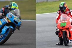 Fabio Quartararo Jorge Martín Moto3 2015 - Motorbike Magazine