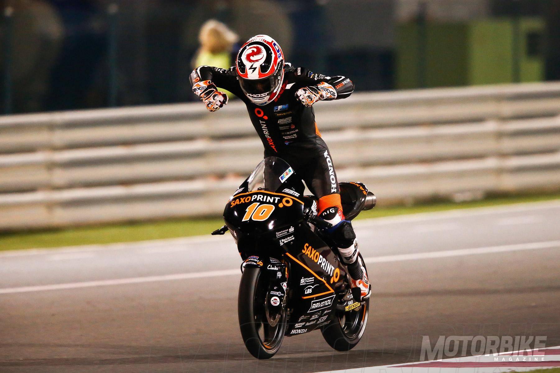Moto3 Qatar 2015 - Motorbike Magazine
