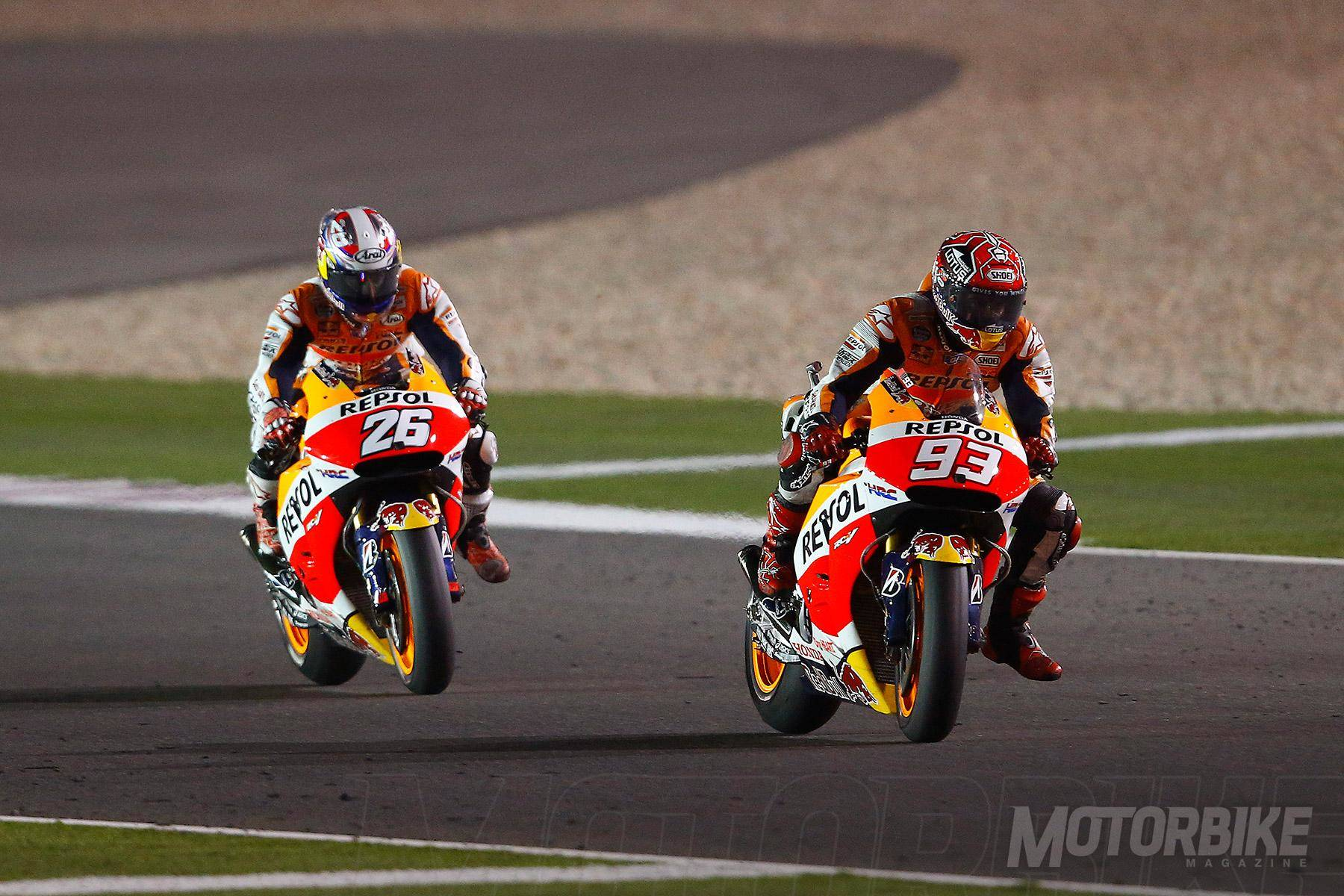 GP de Qatar 2015MotoGPMarc Márquez