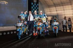 Presentación Team Estrella Galicia 0,0 Marc VDS - Motorbike Magazine