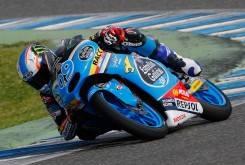 Jorge Navarro Test Jerez M3