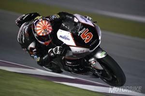 Johann Zarco Ajo Motorsport Moto2 2015 - Motorbike Magazine