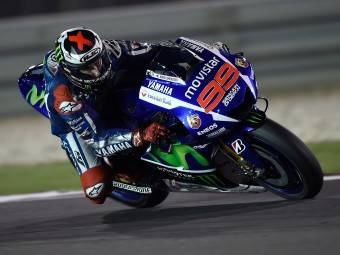 Jorge Lorenzo - Entrevista Yamaha