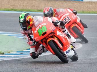 jorge martin entrenamientos irta moto3