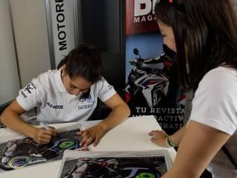 Maria Herrera MotoMadrid Motorbike Magazine 002