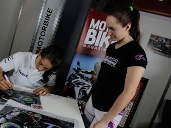 Maria Herrera MotoMadrid Motorbike Magazine 004