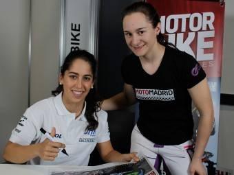 Maria Herrera MotoMadrid Motorbike Magazine 005