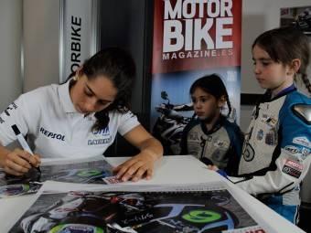 Maria Herrera MotoMadrid Motorbike Magazine 008