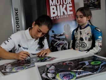 Maria Herrera MotoMadrid Motorbike Magazine 009