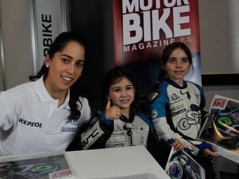 Maria Herrera MotoMadrid Motorbike Magazine 010