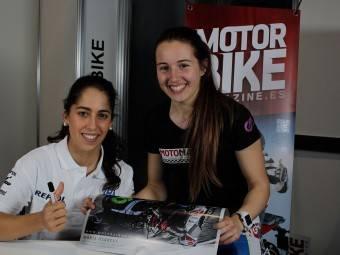 Maria Herrera MotoMadrid Motorbike Magazine 013