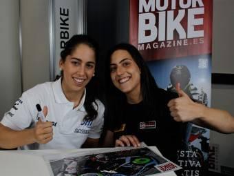 Maria Herrera MotoMadrid Motorbike Magazine 015