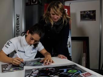 Maria Herrera MotoMadrid Motorbike Magazine 016