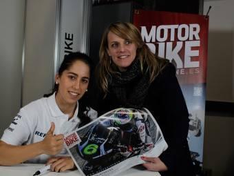 Maria Herrera MotoMadrid Motorbike Magazine 017