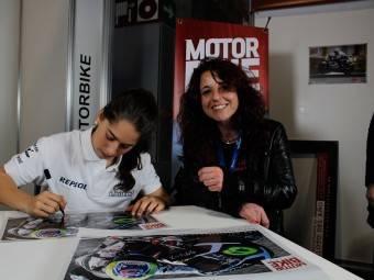 Maria Herrera MotoMadrid Motorbike Magazine 018