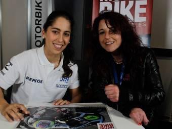 Maria Herrera MotoMadrid Motorbike Magazine 019