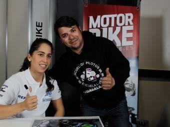 Maria Herrera MotoMadrid Motorbike Magazine 023
