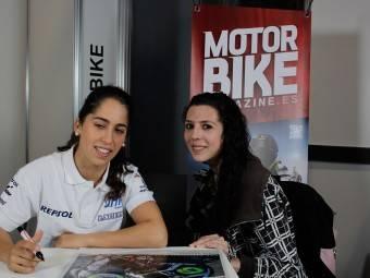 Maria Herrera MotoMadrid Motorbike Magazine 025
