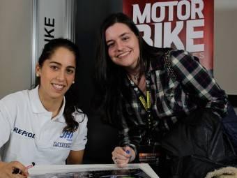 Maria Herrera MotoMadrid Motorbike Magazine 026