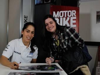 Maria Herrera MotoMadrid Motorbike Magazine 027