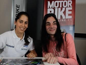 Maria Herrera MotoMadrid Motorbike Magazine 028