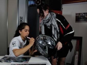 Maria Herrera MotoMadrid Motorbike Magazine 030