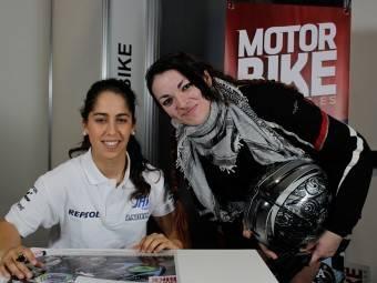 Maria Herrera MotoMadrid Motorbike Magazine 031
