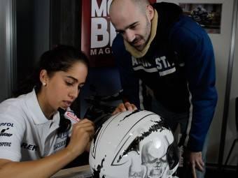 Maria Herrera MotoMadrid Motorbike Magazine 032