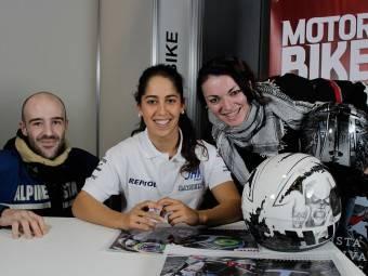 Maria Herrera MotoMadrid Motorbike Magazine 033