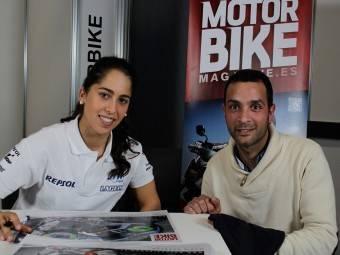 Maria Herrera MotoMadrid Motorbike Magazine 034