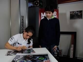 Maria Herrera MotoMadrid Motorbike Magazine 035