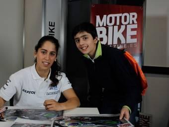 Maria Herrera MotoMadrid Motorbike Magazine 036
