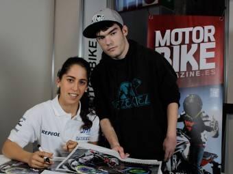 Maria Herrera MotoMadrid Motorbike Magazine 038