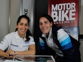 Maria Herrera MotoMadrid Motorbike Magazine 043