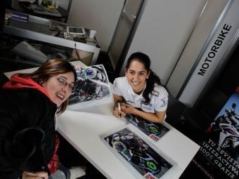 Maria Herrera MotoMadrid Motorbike Magazine 048