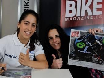 Maria Herrera MotoMadrid Motorbike Magazine 050