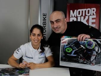 Maria Herrera MotoMadrid Motorbike Magazine 055
