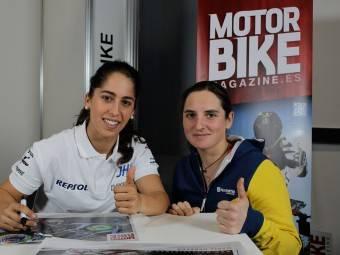 Maria Herrera MotoMadrid Motorbike Magazine 056