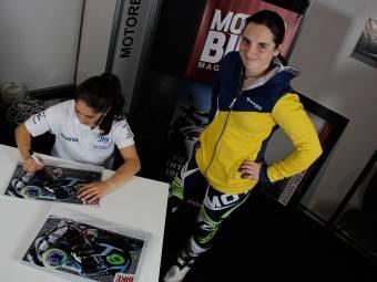 Maria Herrera MotoMadrid Motorbike Magazine 057