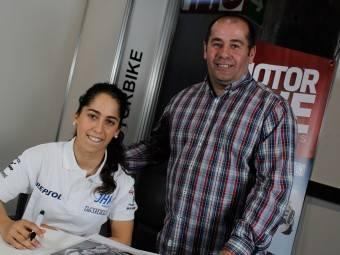 Maria Herrera MotoMadrid Motorbike Magazine 059