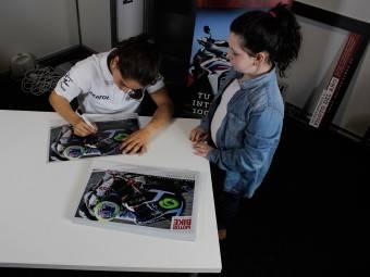 Maria Herrera MotoMadrid Motorbike Magazine 068