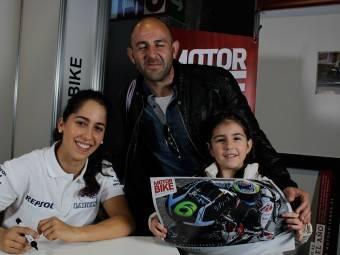Maria Herrera MotoMadrid Motorbike Magazine 074