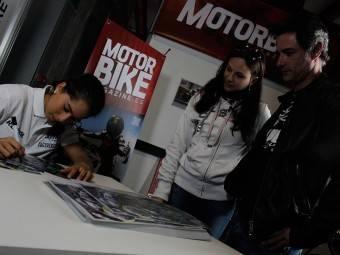 Maria Herrera MotoMadrid Motorbike Magazine 081