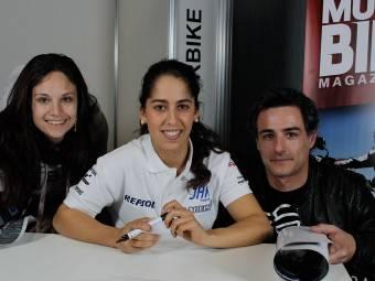 Maria Herrera MotoMadrid Motorbike Magazine 082