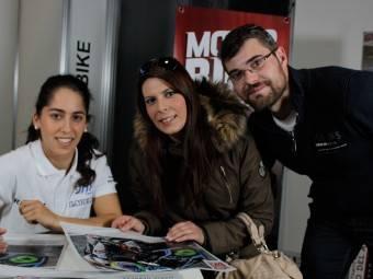 Maria Herrera MotoMadrid Motorbike Magazine 084