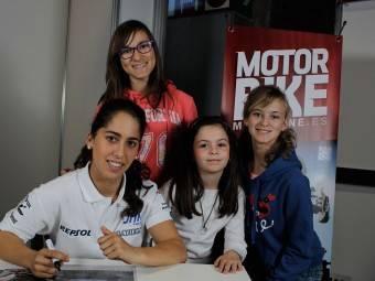 Maria Herrera MotoMadrid Motorbike Magazine 087
