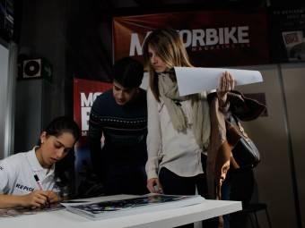 Maria Herrera MotoMadrid Motorbike Magazine 088
