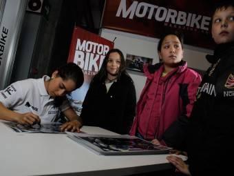 Maria Herrera MotoMadrid Motorbike Magazine 091